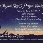 project kindy benefit early bird tickets